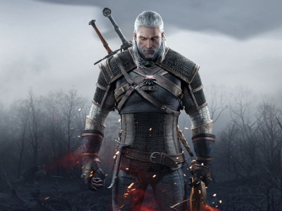 This character from The Witcher video games was the inspiration for the costume