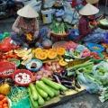 Hoi An - Food market