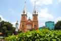 Ho Chi Minh City - Notre Dame Cathedral