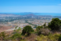 Townsville view from Mt Stuart