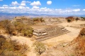 The ruins of Monte Alban