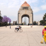 Mexico City, Revolution Monument