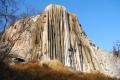 Petrified waterfalls