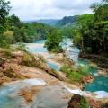 The Cascadas de Agua Azul