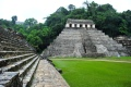 Mayan ruins in Palenque