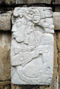 Mayan ruins in Palenque
