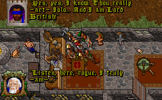 Ultima VII: The Black Gate – Day 7 | yggdrasille