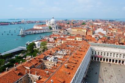 Aerial Venice