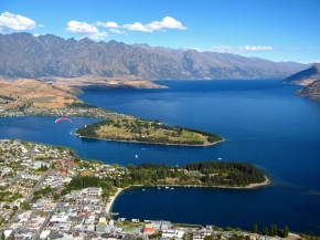 That classic Queenstown view